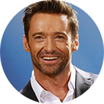 Hugh Jackman on TM